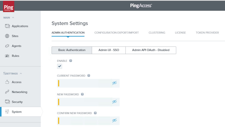 REST endpoints unreachable after setting up Admin SSO